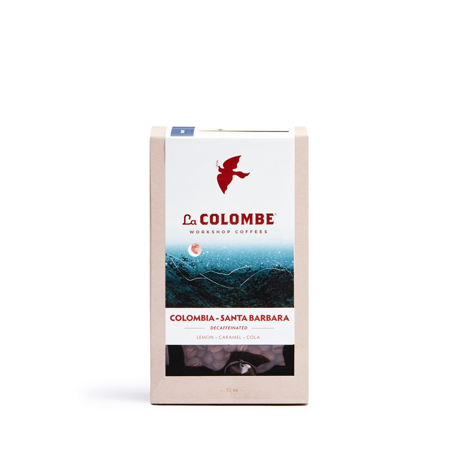 Colombia Santa Barbara Decaf