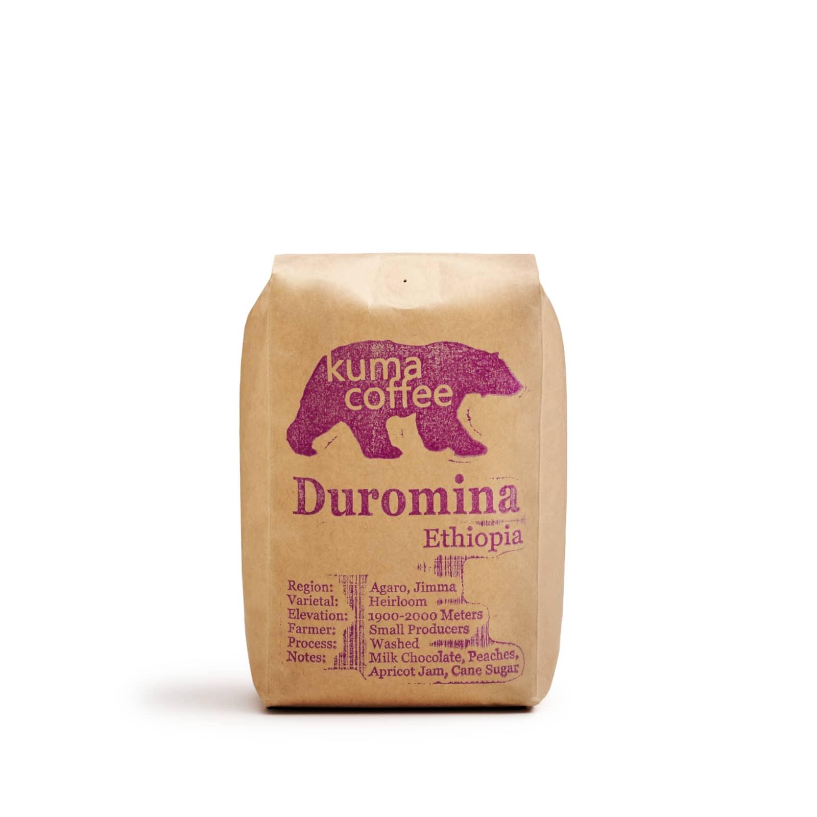 Ethiopia Duromina