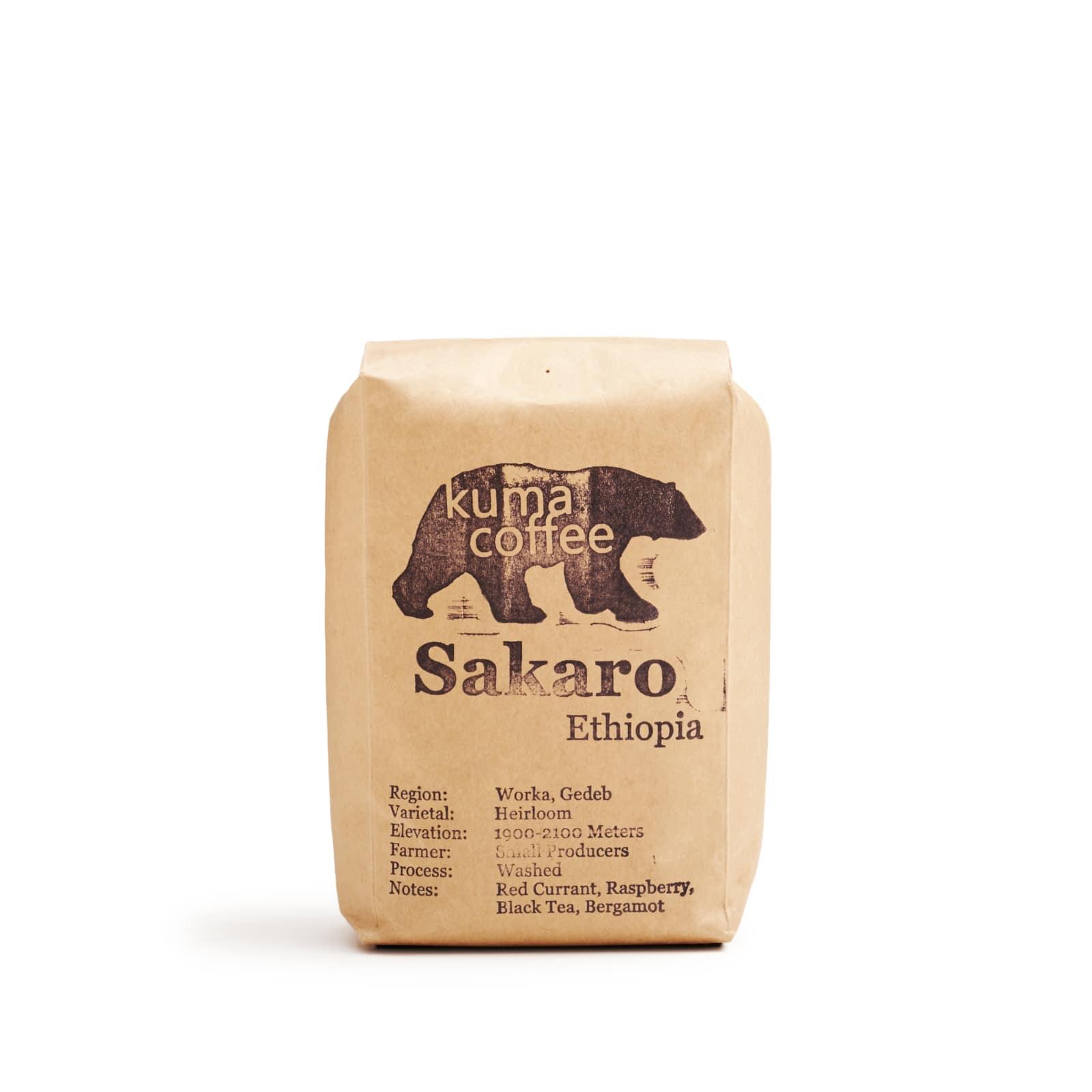 Ethiopia Sakaro