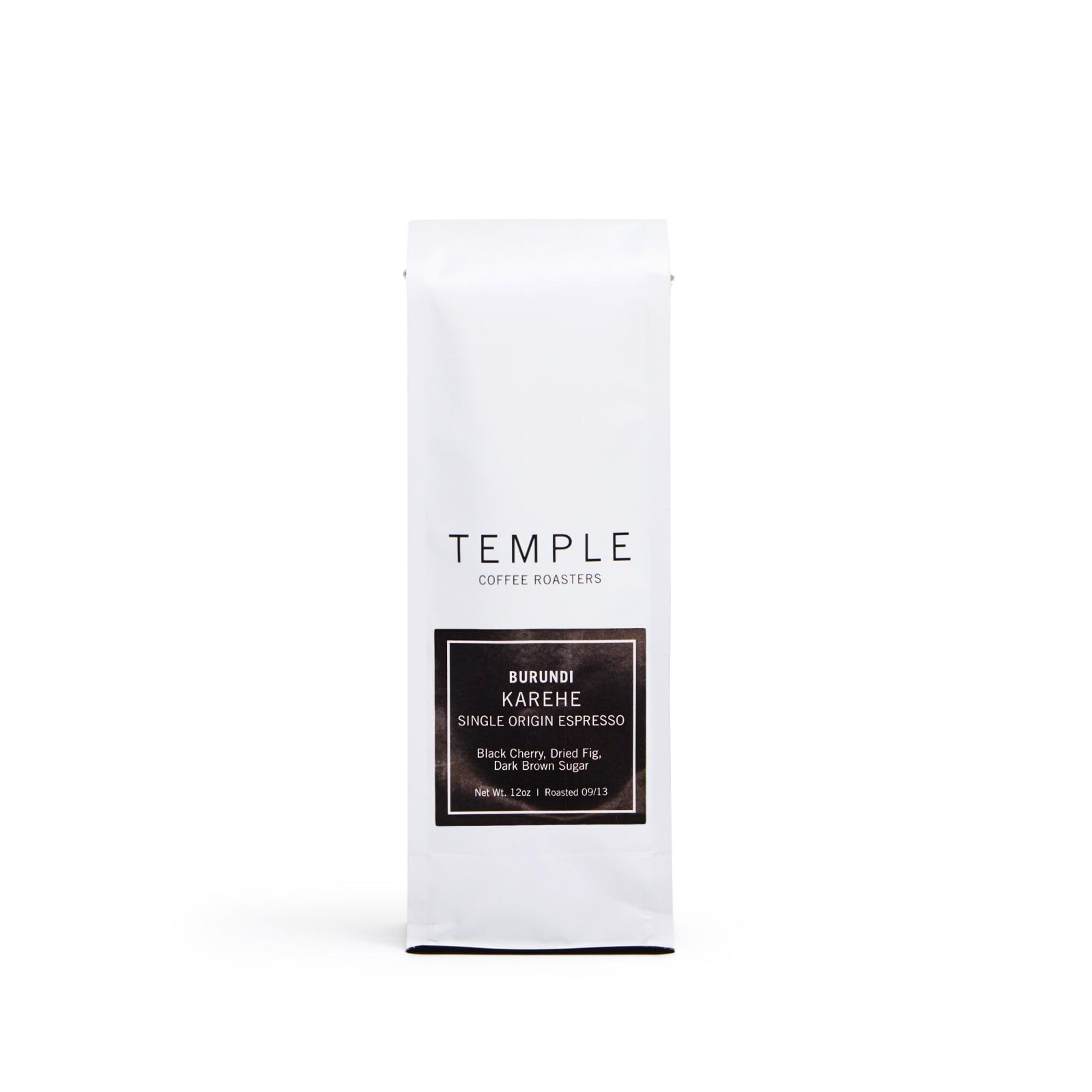 Burundi Karehe Single Origin Espresso