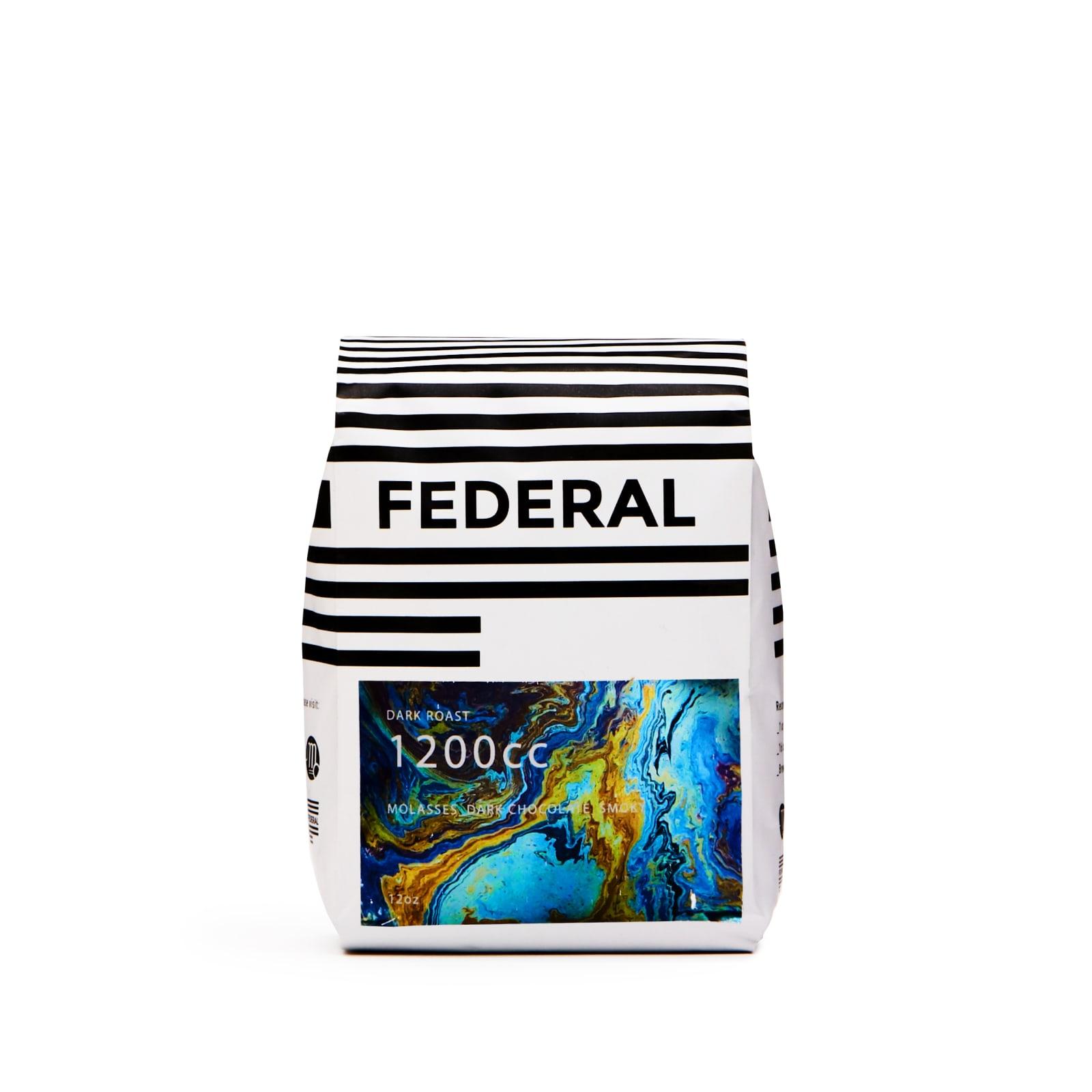 Federal Motor Coffee 1200 CC