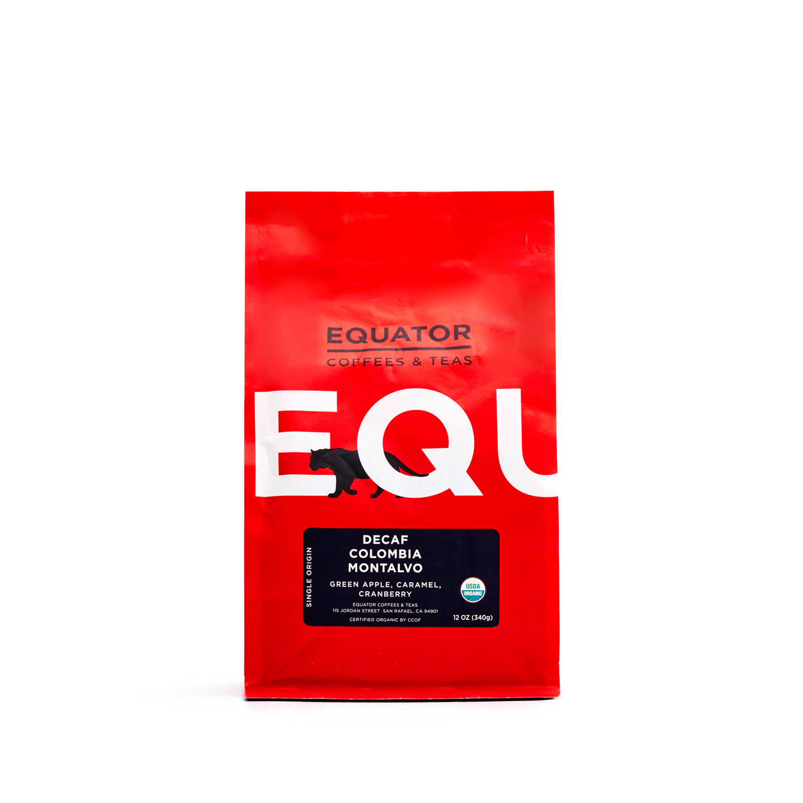 Decaf Colombia Montalvo Organic