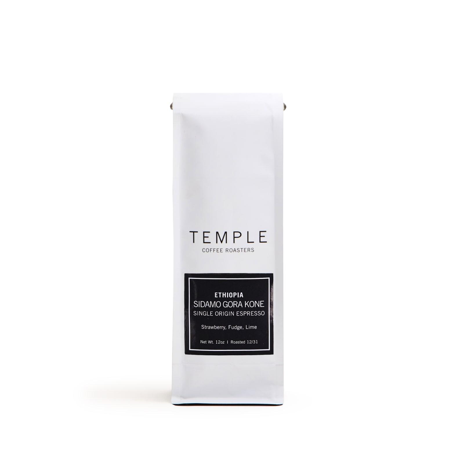 Ethiopia Sidamo Gora Kone Single Origin Espresso