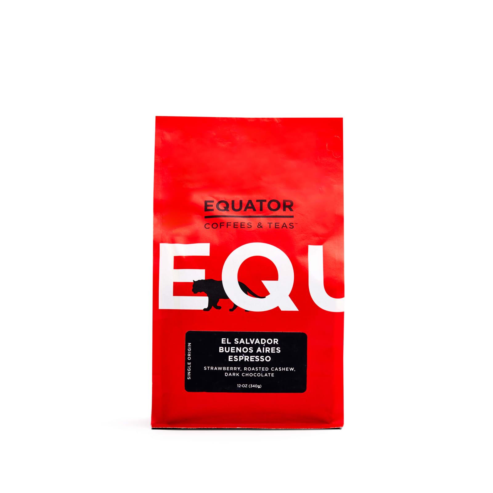 El Salvador Buenos Aires Single-Origin Espresso