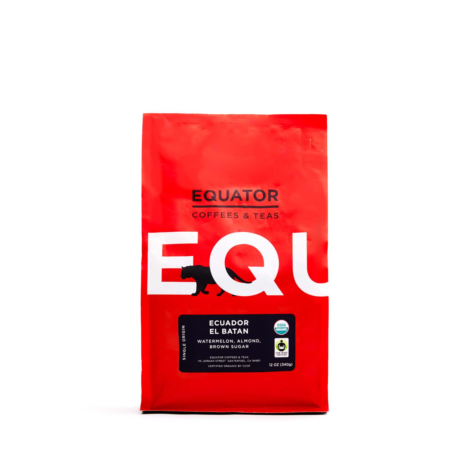 Ecuador El Batan Fair Trade Organic 2019