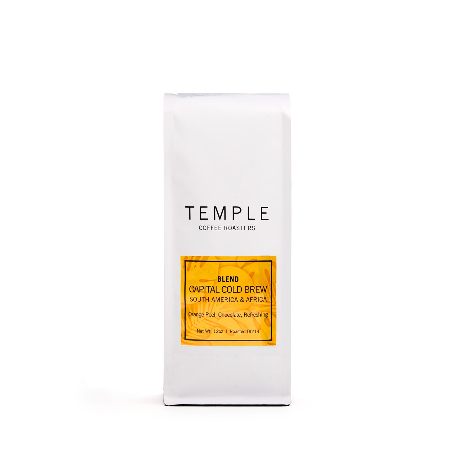 Capital Cold Brew Blend
