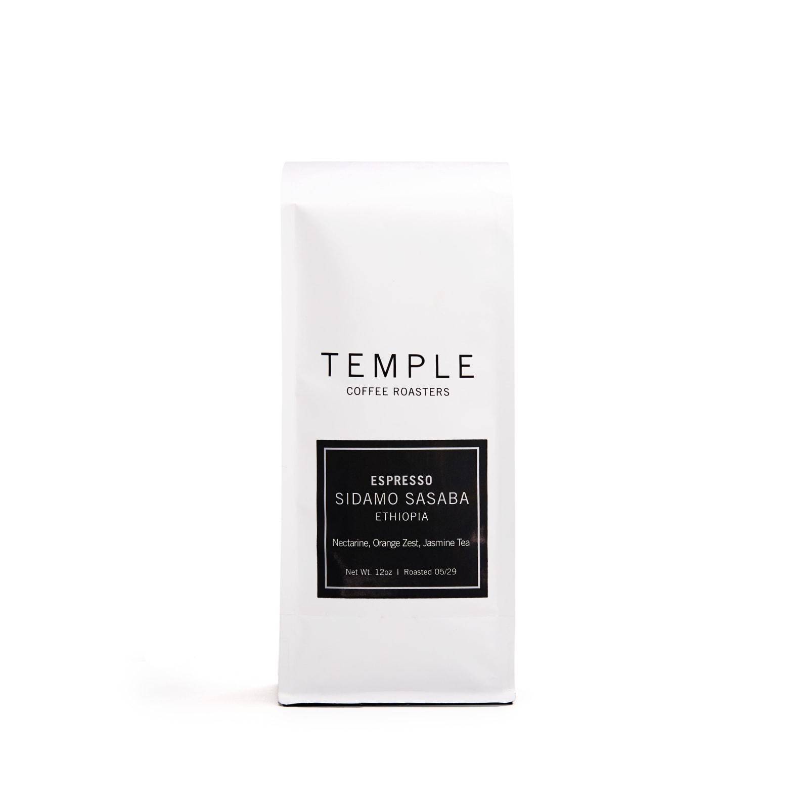 Ethiopia Sidamo Sasaba Single Origin Espresso