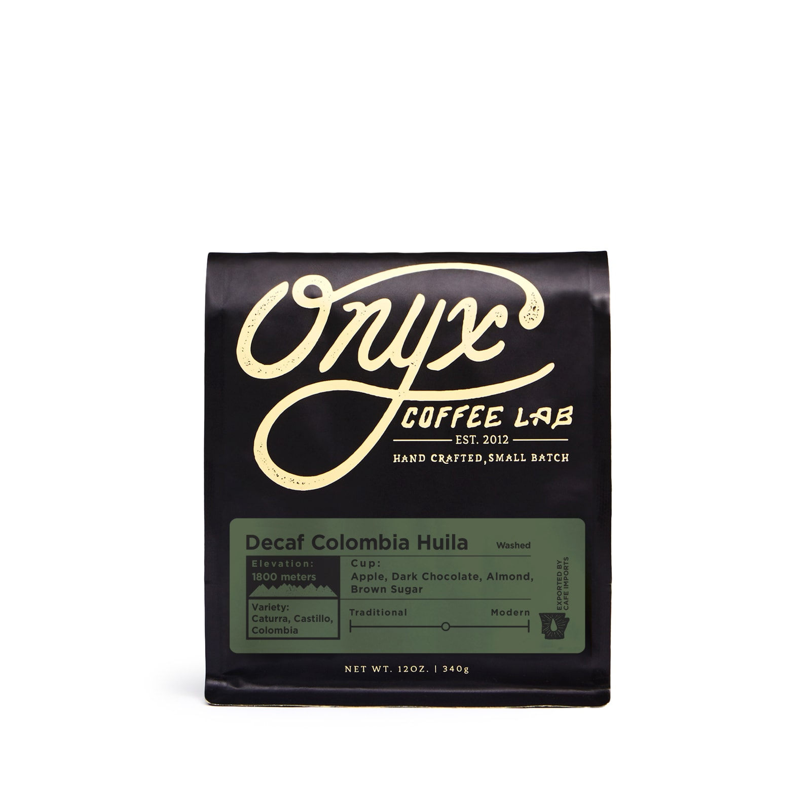 Decaf Colombia Huila