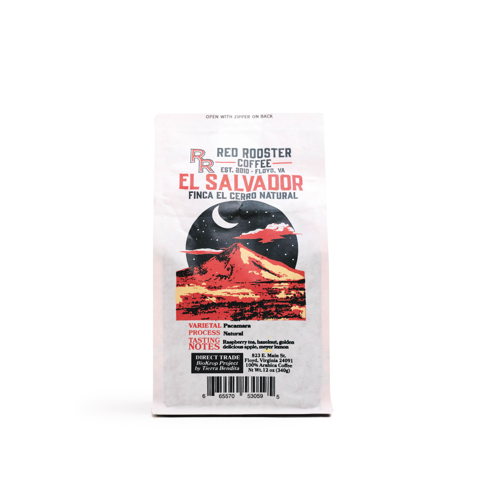 El Salvador Finca El Cerro