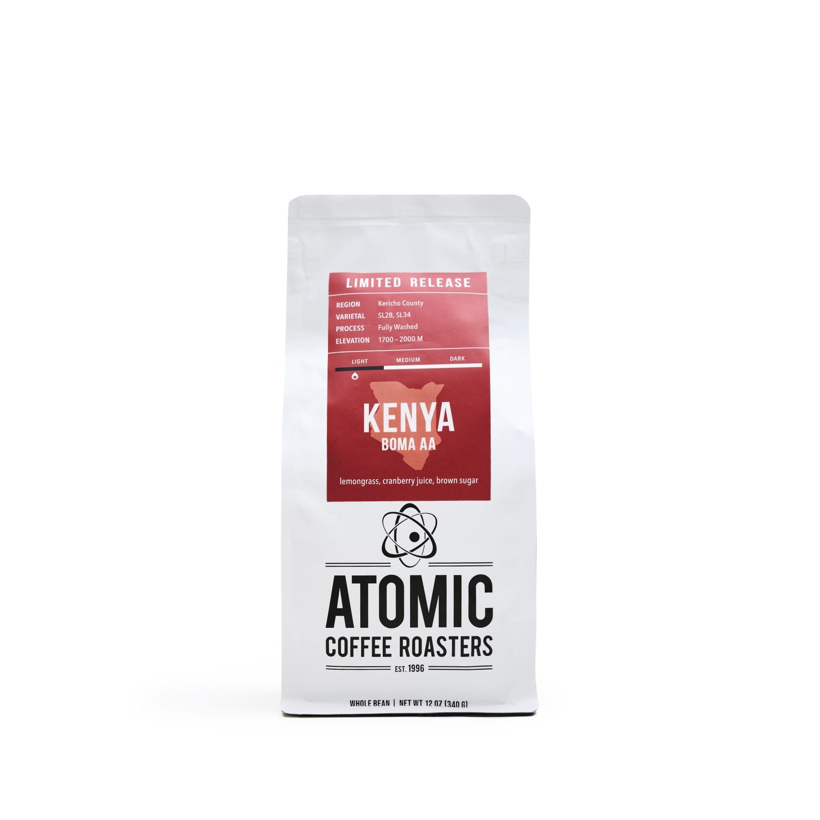 Kenya Boma AA