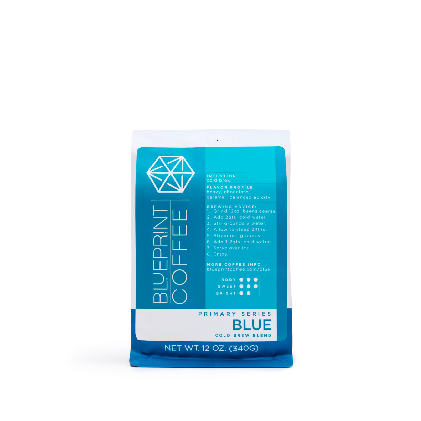 Primary Series: Blue
