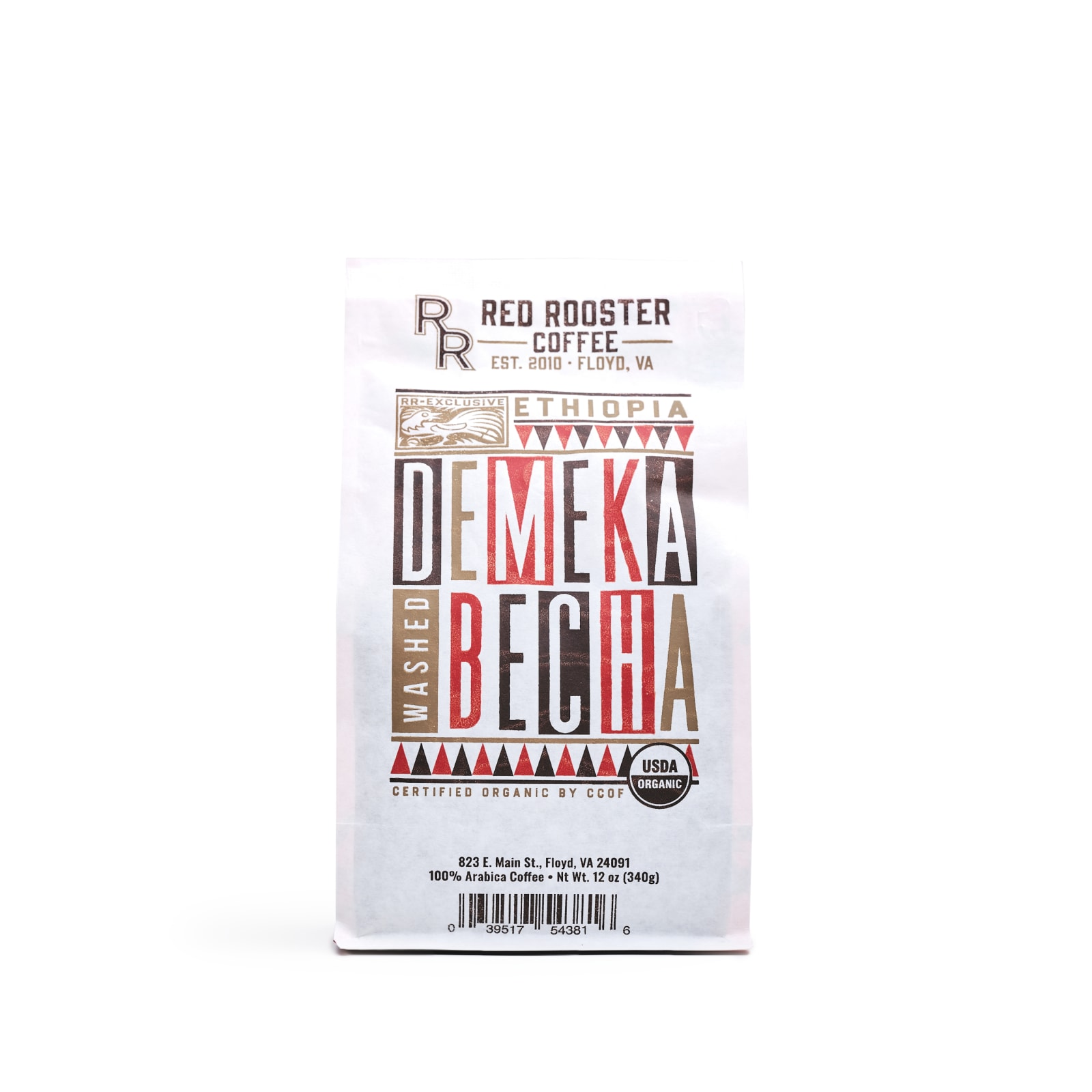 Ethiopia Demeka Becha
