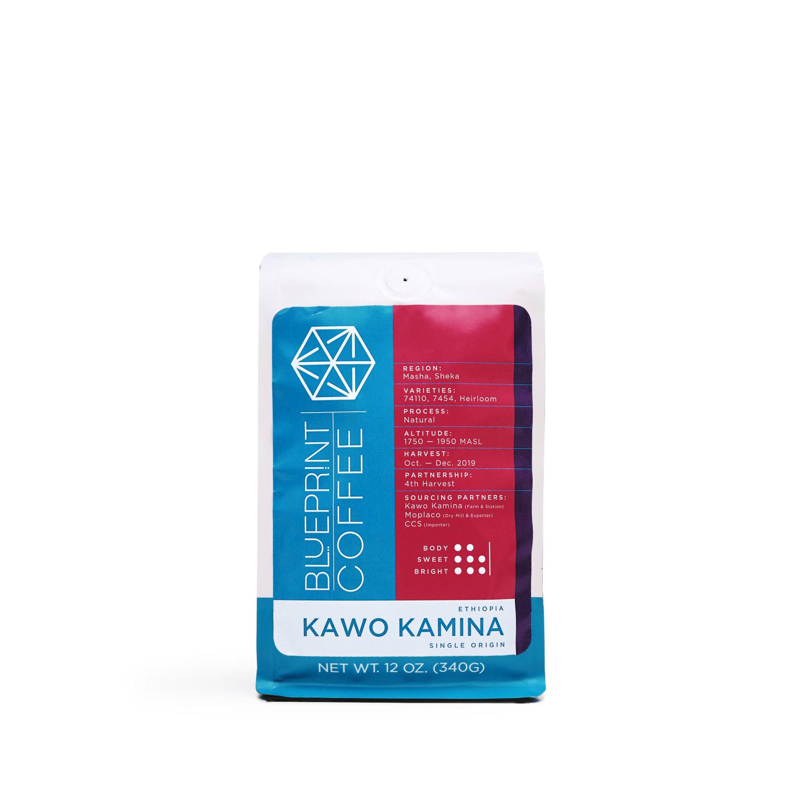 Kawo Kamina