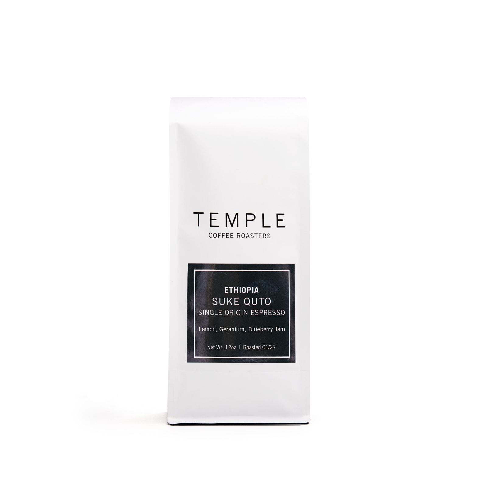 Ethiopia Suke Quto Single Origin Espresso