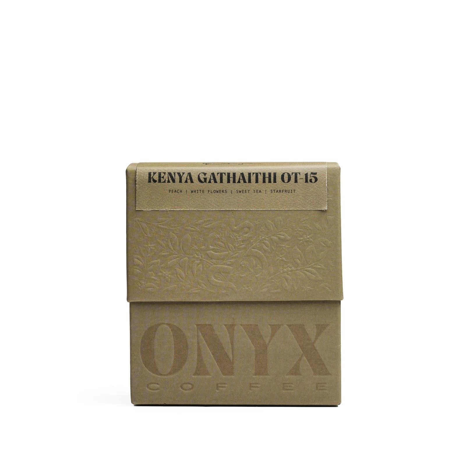 Kenya Gathaithi OT-15