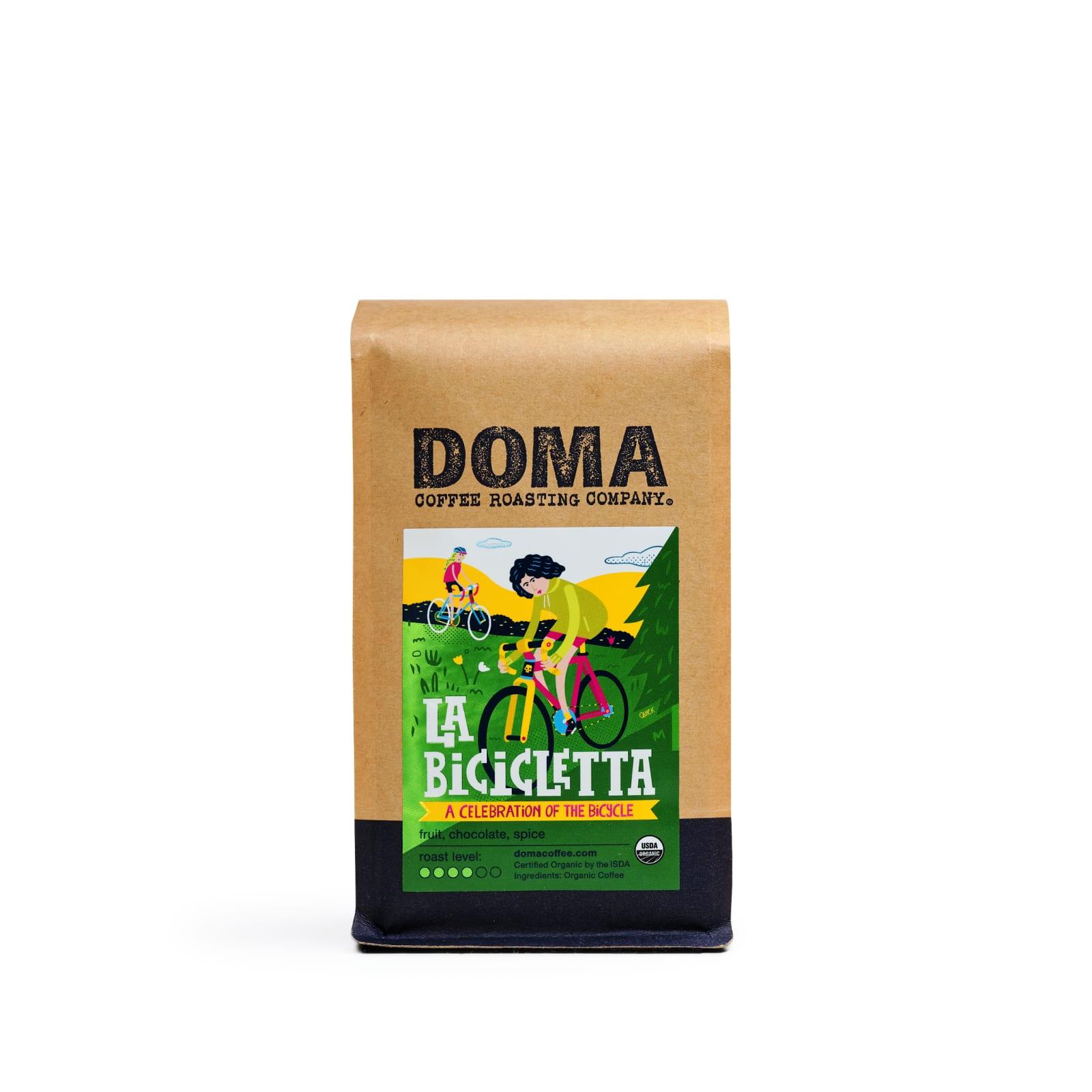La Bicicletta Organic Blend