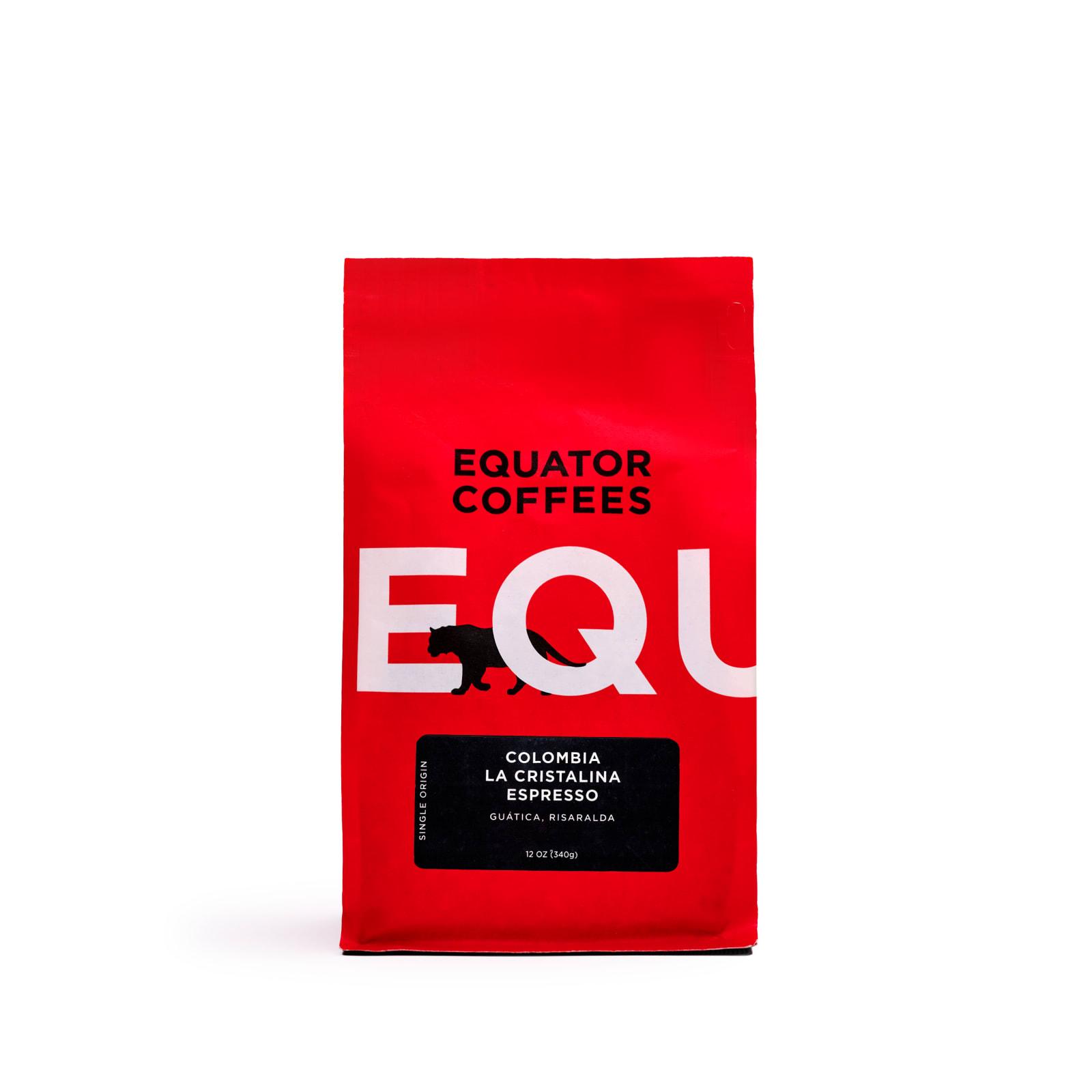 Colombia La Cristalina Single-Origin Espresso