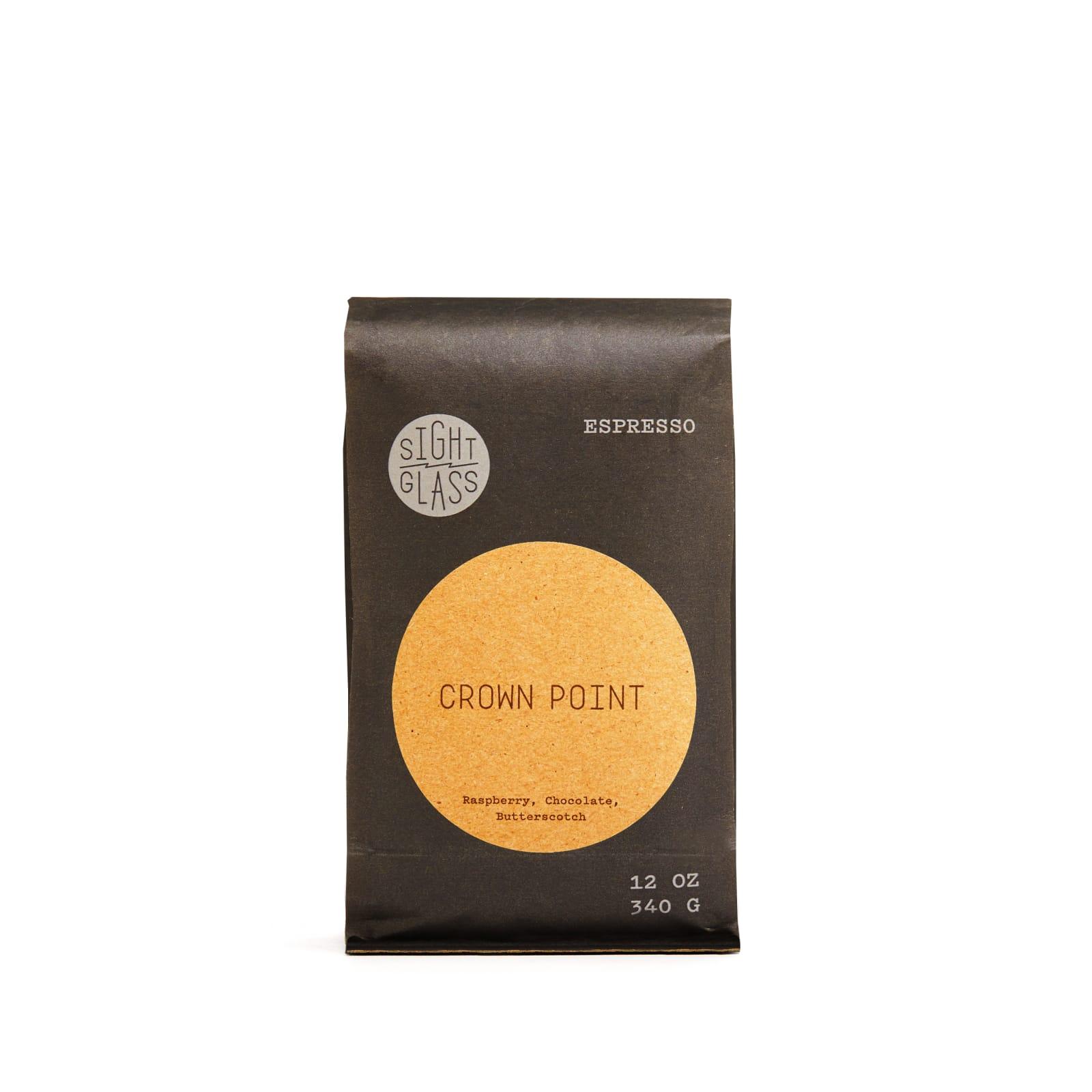 Organic Crown Point - 5 lb bag