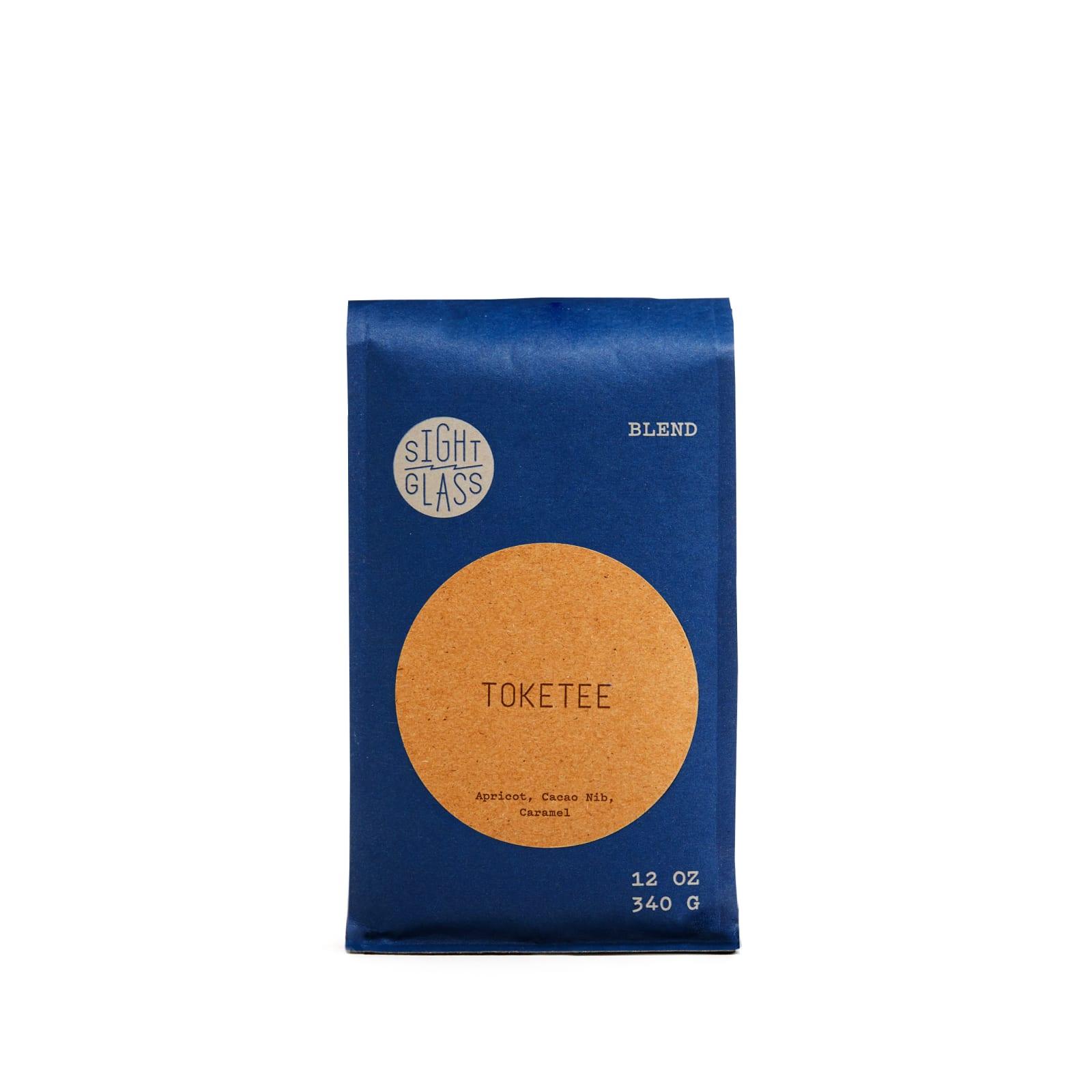 Organic Toketee - 5 lb bag