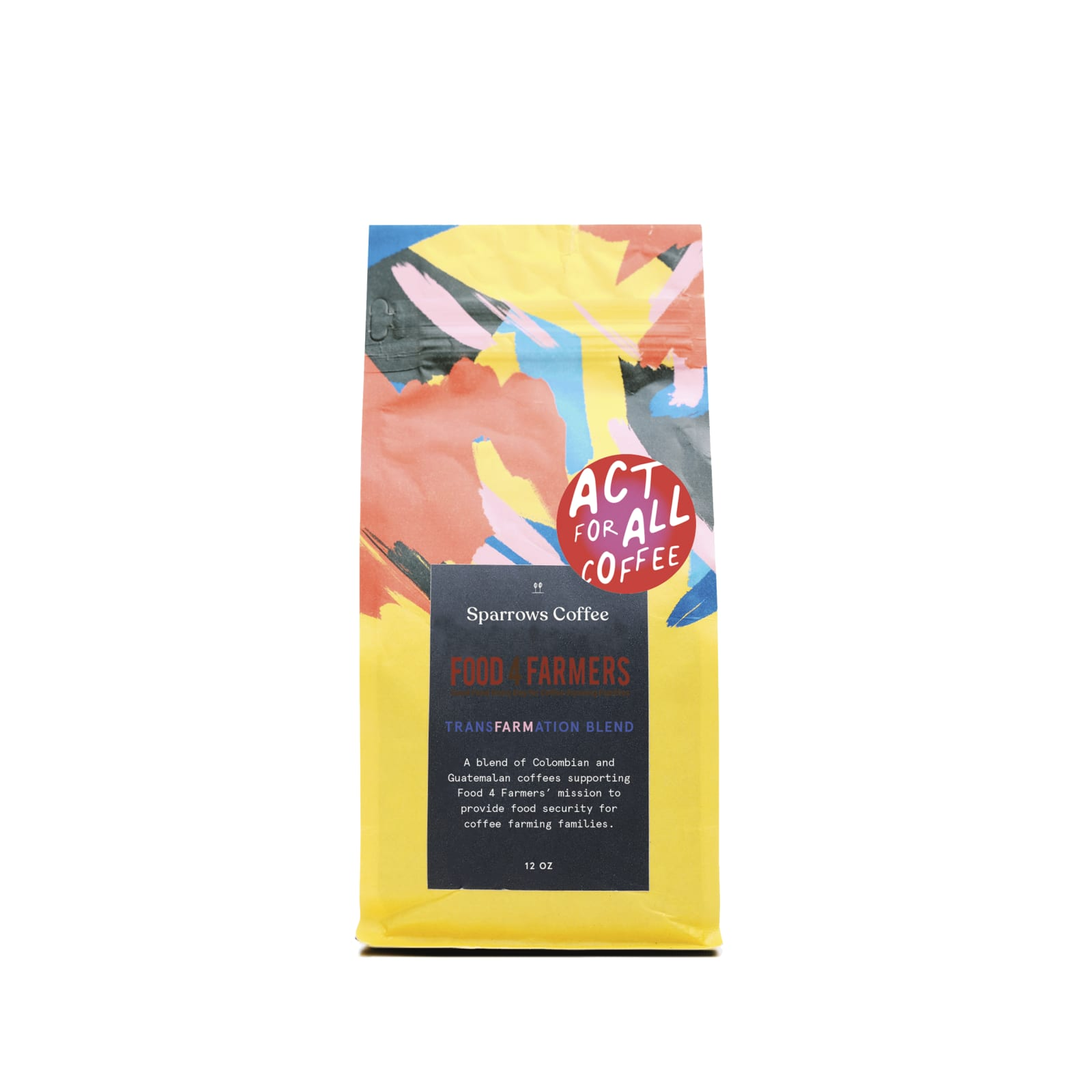 Act for All Coffee: TransFARMation Blend