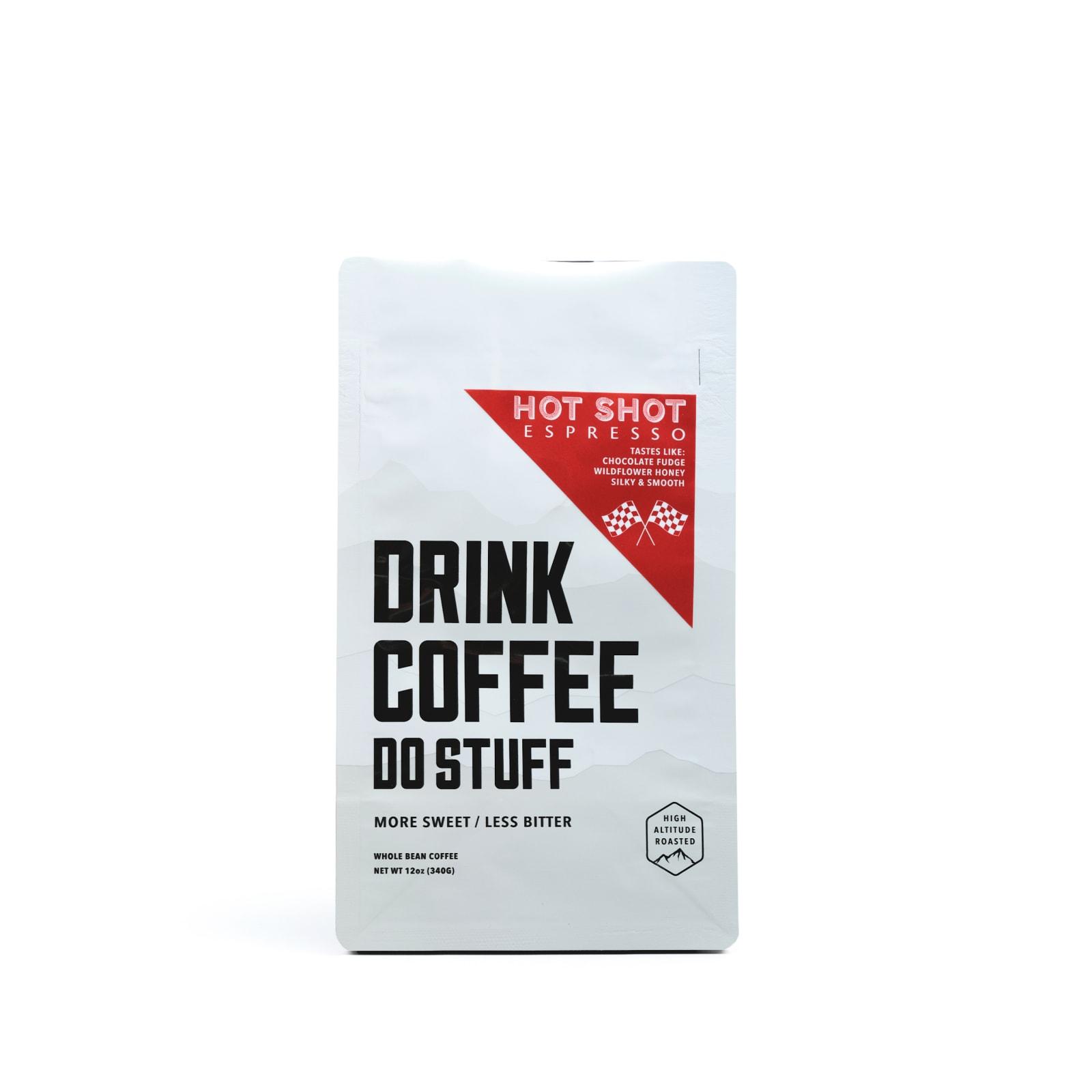 Hot Shot Espresso