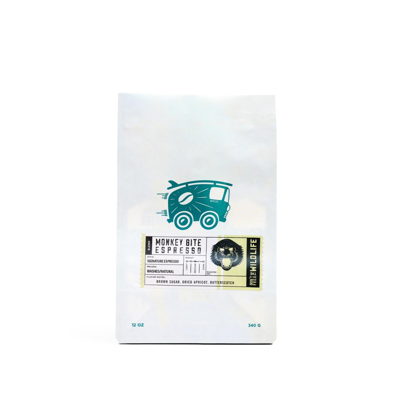 Monkey Bite Espresso