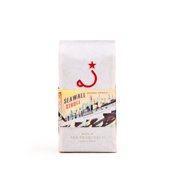 Seawall Stroll Seasonal Espresso Blend