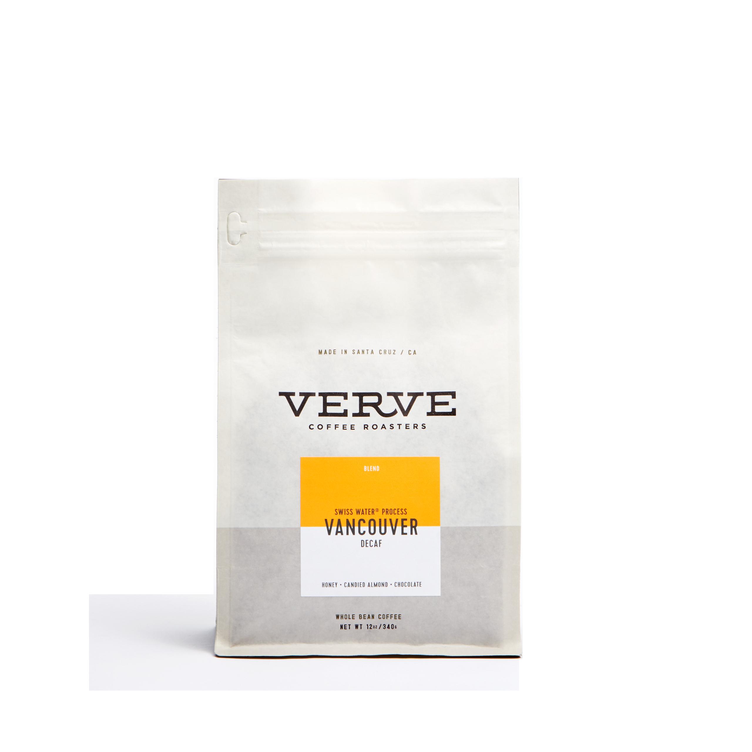 Vancouver decaf verve trade coffee malvernweather Choice Image