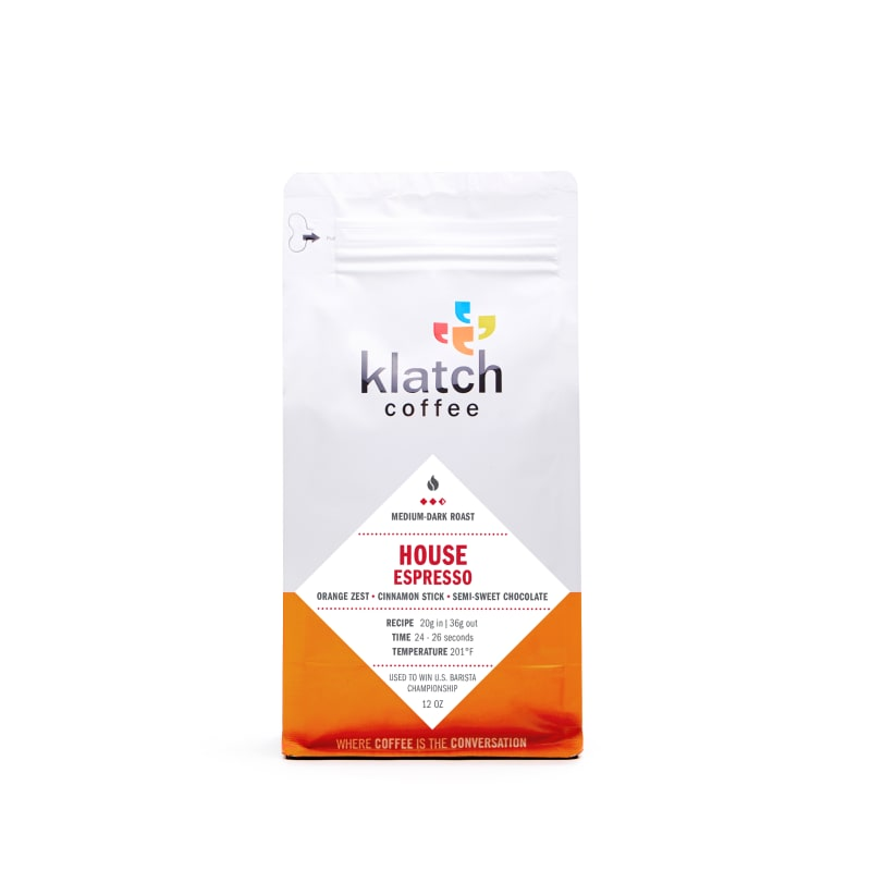 Klatch House Espresso