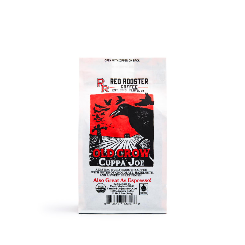 Old Crow Cuppa Joe - 5 lb bag