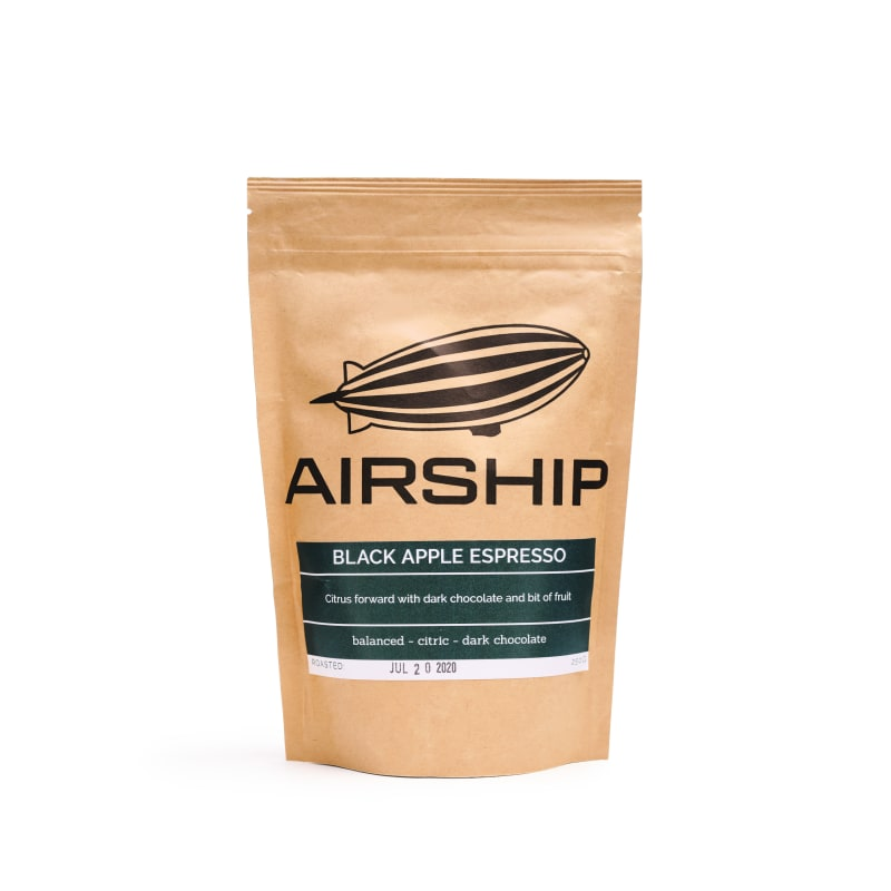 Black Apple Espresso