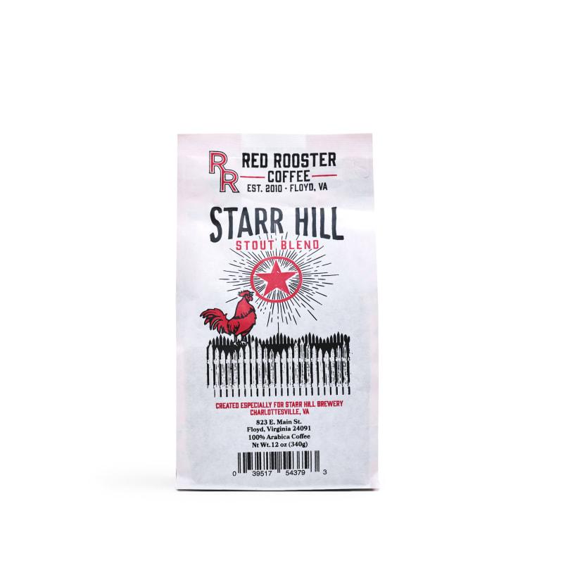 Starr Hill Stout Blend