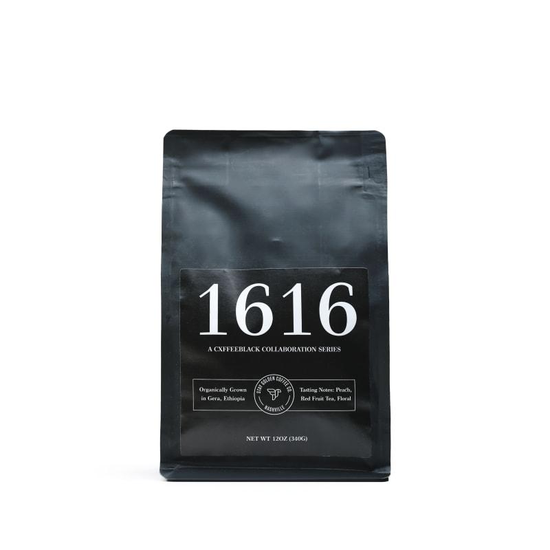 1616 Collaboration // Genji Challa