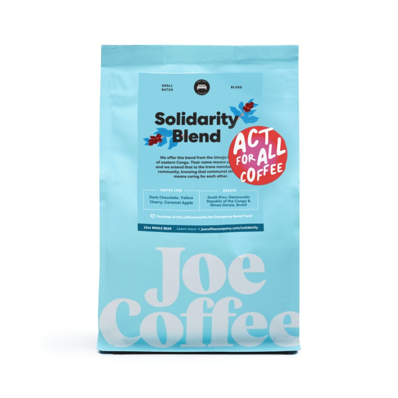 Act For All Coffee: Solidarity Blend