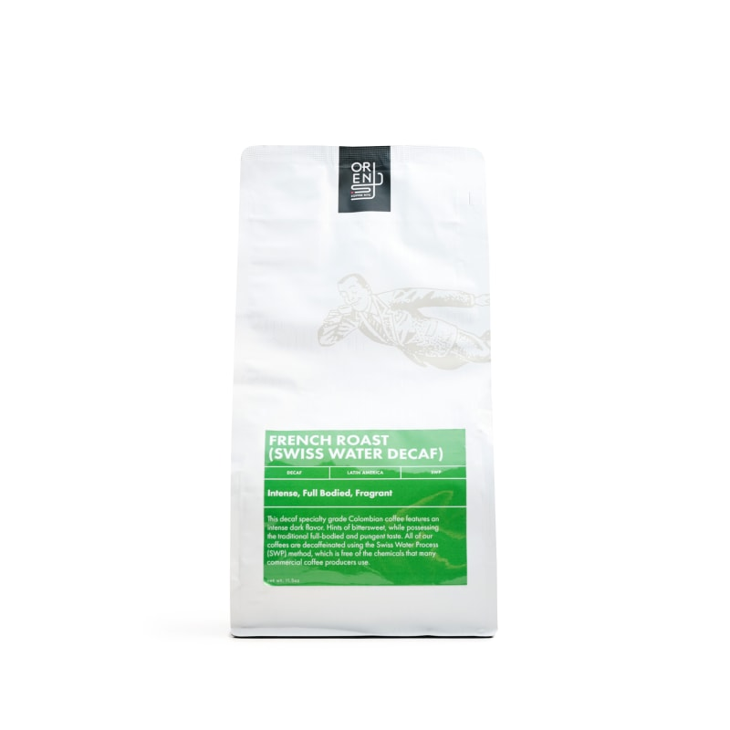 Swiss Water Process Decaf French Roast