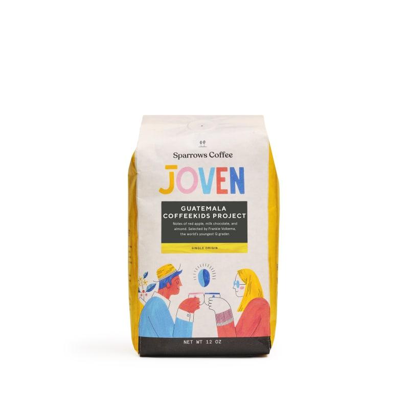 Joven Guatemala Coffee Kids Project