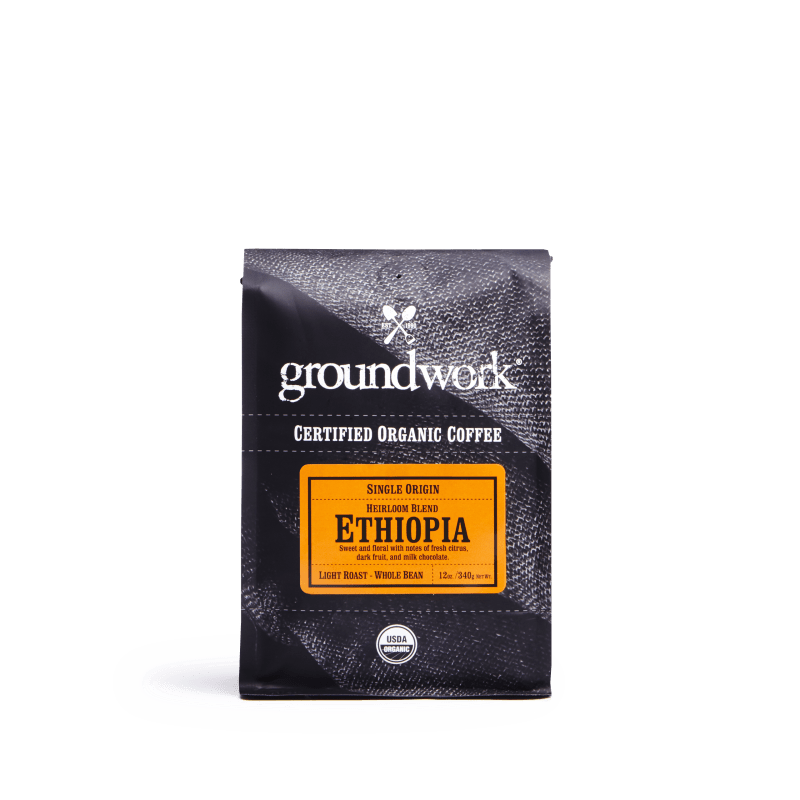 Ethiopia Heirloom - Single Origin