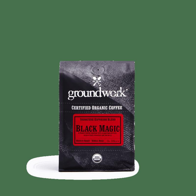 Black Magic - Espresso Blend