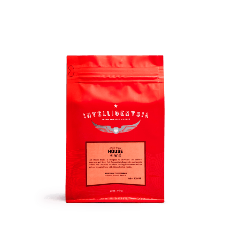 Intelligentsia House Blend