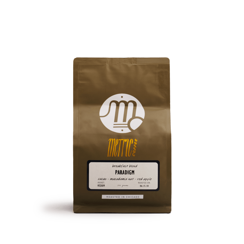 Paradigm Breakfast Blend