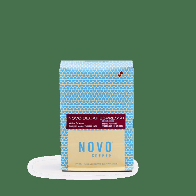 Decaf Espresso Novo