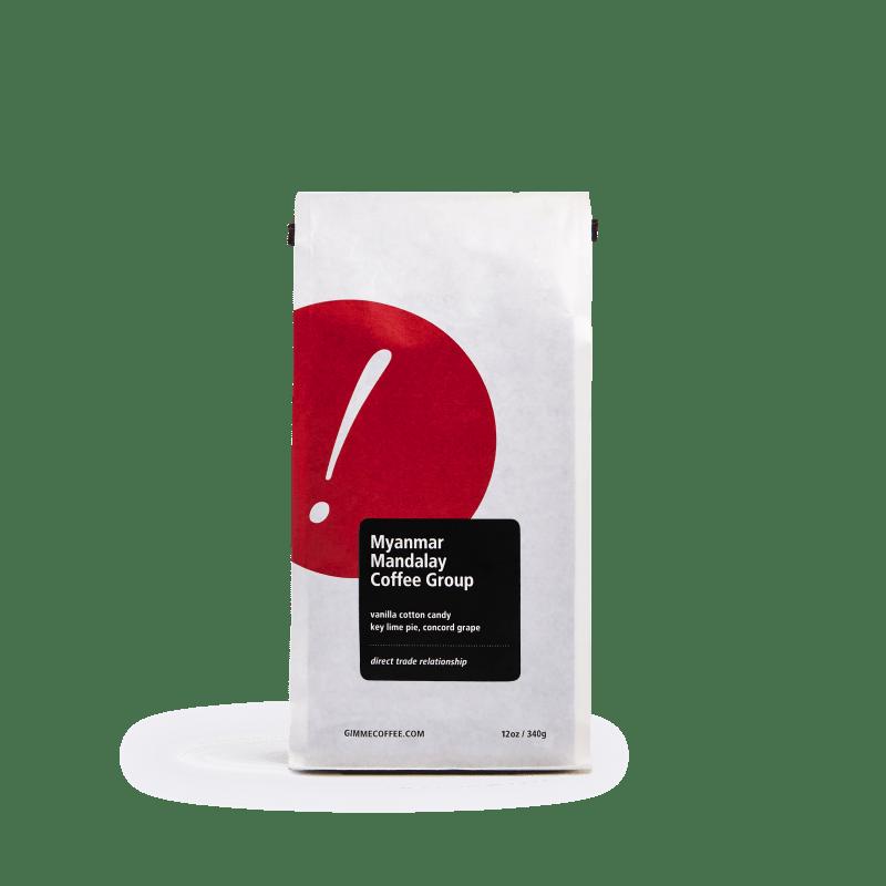 Myanmar Mandalay Coffee Group