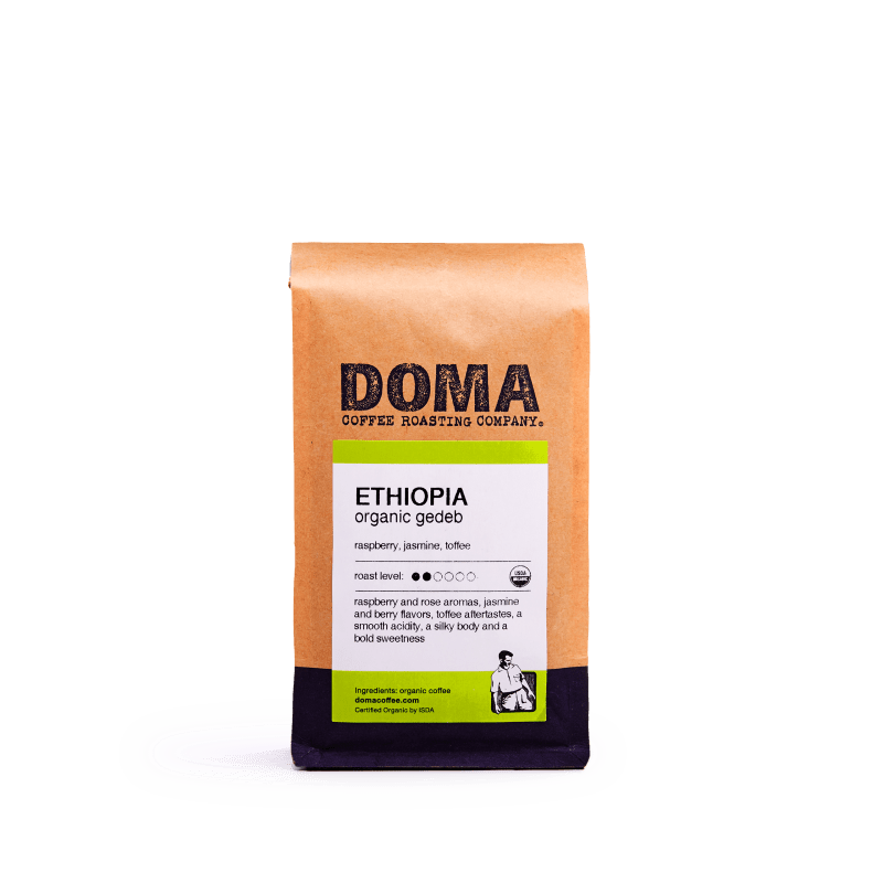 Ethiopia Gedeb Organic