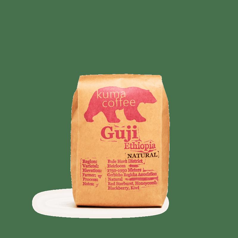Ethiopia Guji Natural