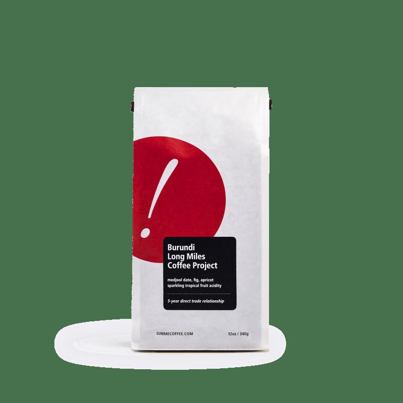 Burundi Long Miles Coffee Project
