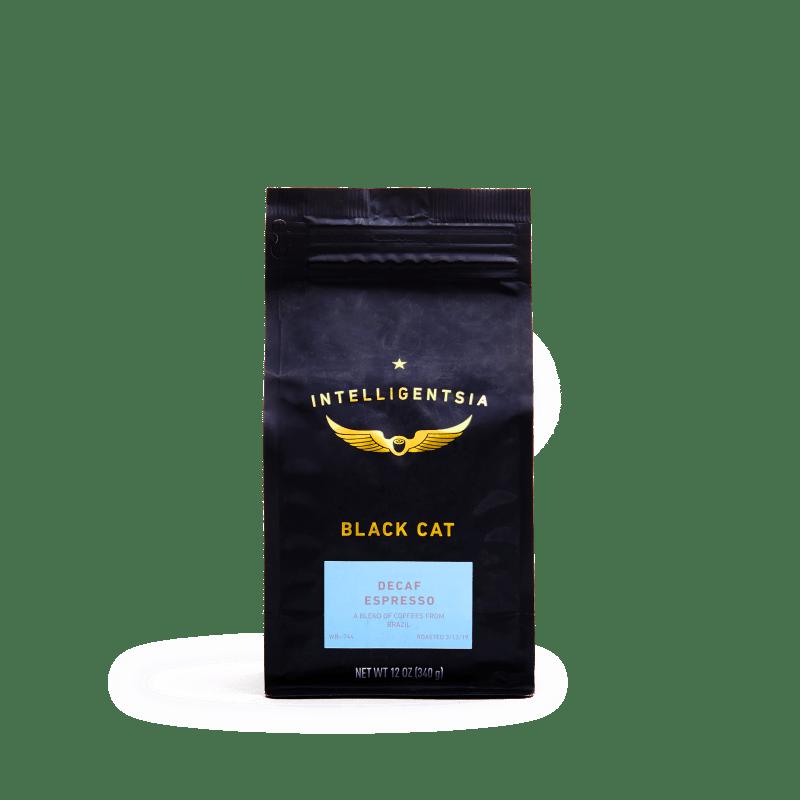 Black Cat Decaf Espresso