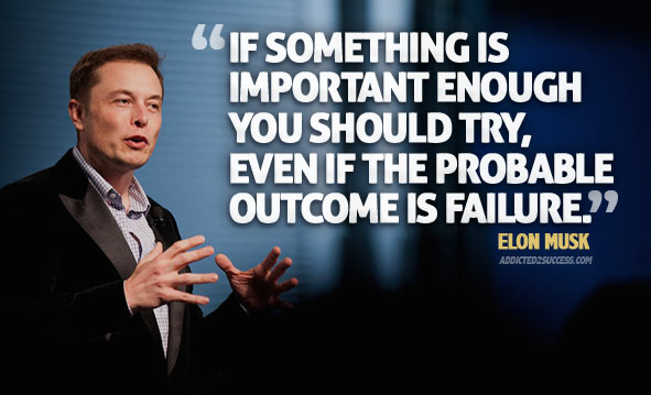SA Born Entrepreneur Elon Musk is proof of how determination and passion can build great businesses