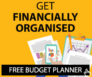 Register now and set up your free Money 101 personal budget planner