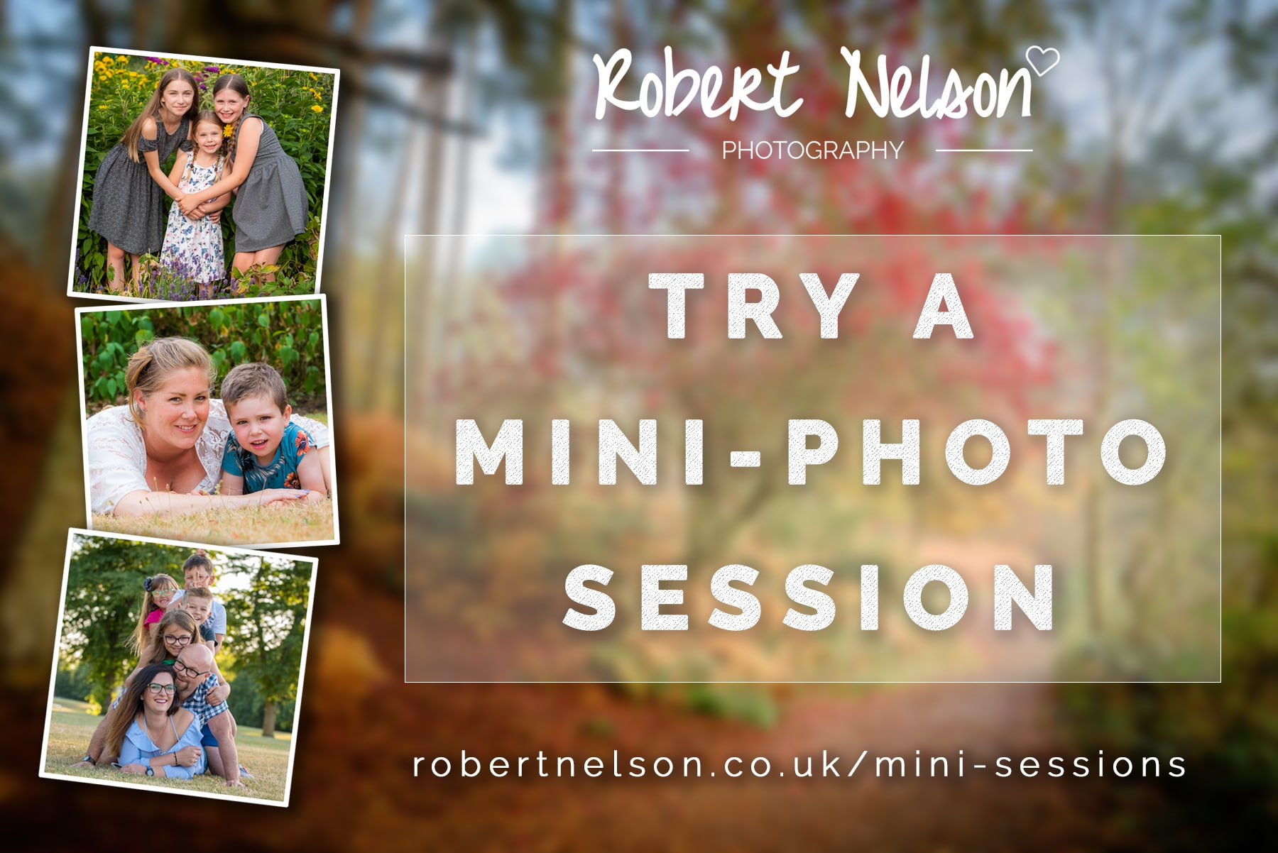Family photography special offer leighton buzzard