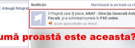 ANAF - Direcția Generală Antfraudă Fiscală